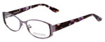Corinne McCormack Designer Reading Glasses Murray Hill in Lilac 52mm