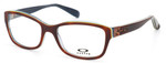 Oakley Designer Eyeglasses Junket OX1087-0252 in Tortoise-Sky 52mm :: Custom Left & Right Lens