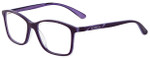 Oakley Designer Eyeglasses Showdown OX1098-0253 in Purple-Quartz 53mm :: Rx Single Vision