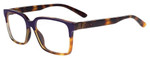 Oakley Designer Eyeglasses Confession OX1128-0252 in Purple-Tortoise 52mm :: Rx Single Vision