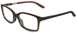 Oakley Designer Eyeglasses Intention OX1130-0552 in Brown 52mm :: Progressive