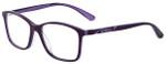 Oakley Designer Eyeglasses Showdown OX1098-0253 in Purple-Quartz 53mm :: Rx Bi-Focal