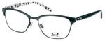 Oakley Designer Eyeglasses Intercede OX3179-0152 in Black 52mm :: Rx Bi-Focal