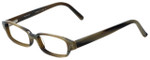 Vera Wang Designer Eyeglasses Splendor in Olive 49mm :: Custom Left & Right Lens