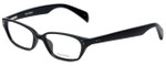 Vera Wang Designer Eyeglasses V170 in Black 51mm :: Custom Left & Right Lens