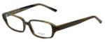Vera Wang Designer Eyeglasses Soliloquy in Olive 51mm :: Rx Single Vision