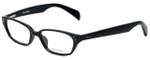 Vera Wang Designer Eyeglasses V170 in Black 51mm :: Rx Single Vision
