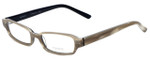 Vera Wang Designer Eyeglasses Splendor in Gray 49mm :: Progressive