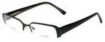 Vera Wang Designer Eyeglasses V013 in Black 51mm :: Progressive