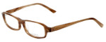 Vera Wang Designer Eyeglasses V147 in Brown 52mm :: Progressive