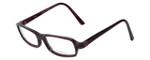 Vera Wang Designer Eyeglasses V147 in Violet 52mm :: Progressive