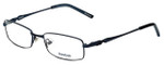 Reebok Designer Eyeglasses R2007-DBB in Navy 52mm :: Rx Single Vision