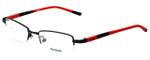 Reebok Designer Reading Glasses R1003-MBR in Matte-Black 50mm