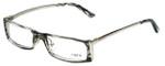 Fred Lunettes Designer Eyeglasses St. Moritz C1-002 in Grey-Marble 52mm :: Rx Bi-Focal