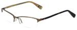 Paul Smith Designer Eyeglasses PS186-MC in Brown 53mm :: Custom Left & Right Lens