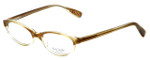 Paul Smith Designer Eyeglasses PS286-SYCBECR in Crystal-Fade 52mm :: Custom Left & Right Lens