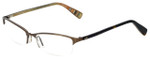 Paul Smith Designer Eyeglasses PS186-MC in Brown 53mm :: Rx Single Vision
