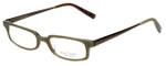 Paul Smith Designer Eyeglasses PS263-RBOL in Green 48mm :: Rx Single Vision