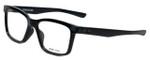 Oakley Designer Eyeglasses Fenceline OX8069-0153 in Black 53mm :: Rx Single Vision