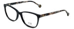 Carolina Herrera Designer Reading Glasses VHE717K-700Y in Black 54mm