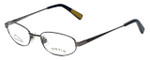 Orvis Designer Eyeglasses Compass in Gunmetal 49mm :: Custom Left & Right Lens