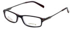 Orvis Designer Eyeglasses Voyager in Black 49mm :: Custom Left & Right Lens
