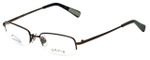 Orvis Designer Eyeglasses Dragon Fly in Dark-Brown 49mm :: Rx Single Vision