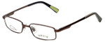 Orvis Designer Eyeglasses Flight in Brown-Green 50mm :: Rx Single Vision