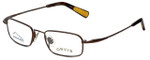 Orvis Designer Eyeglasses Journey in Brown 46mm :: Rx Single Vision