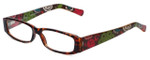 Vera Bradley Designer Eyeglasses Phyllis-LOA in Lola 52mm :: Progressive