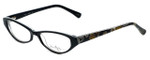 Vera Bradley Designer Eyeglasses Isabella-YBD in Yellow-Bird 51mm :: Rx Bi-Focal