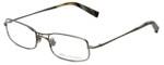 John Varvatos Designer Eyeglasses V105 in Pewter 51mm :: Progressive