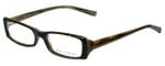 John Varvatos Designer Reading Glasses V303 in Tortoise-Horn 52mm