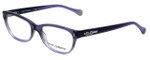 Dolce & Gabbana Designer Eyeglasses DD1205-1674 in Violet 52mm :: Rx Single Vision