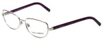 Dolce & Gabbana Designer Eyeglasses DG1181-279 in Silver  53mm :: Progressive