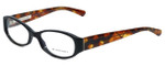 Burberry Designer Eyeglasses B2118-3329 in Black 50mm :: Custom Left & Right Lens