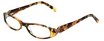 Judith Leiber Designer Eyeglasses JL3012-02 in Topaz 51mm :: Custom Left & Right Lens