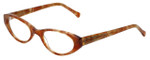 Judith Leiber Designer Eyeglasses JL3013-02 in Topaz 50mm :: Rx Single Vision