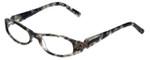 Judith Leiber Designer Eyeglasses JL3012-01 in Onyx 51mm :: Progressive