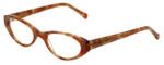 Judith Leiber Designer Eyeglasses JL3013-02 in Topaz 50mm :: Progressive