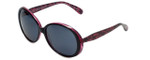 Betsey Johnson Designer Sunglasses Betseyville BV109-01 in Black with Grey Lens