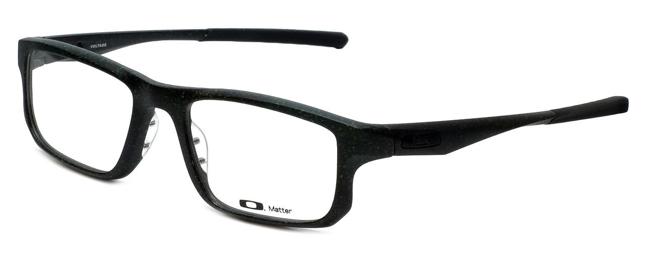 ff3ec78eb749 Oakley Designer Eyeglasses Voltage OX8049-0555 in Space-Mix 55mm ...
