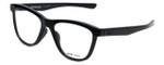 Oakley Designer Eyeglasses Grounded OX8070-0153 in Black 53mm :: Progressive