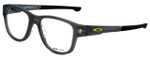 Oakley Designer Eyeglasses Splinter-2 OX8094-0551 in Satin-Grey 51mm :: Progressive