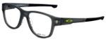 Oakley Designer Eyeglasses Splinter-2 OX8094-0551 in Satin-Grey 51mm :: Rx Bi-Focal
