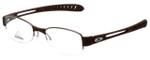 Adidas Designer Eyeglasses a882-40-6050 in Chocolate 50mm :: Progressive
