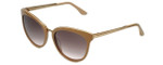 Tom-Ford Designer Sunglasses Emma TF461-74F in Blush 56mmwith Rose-Gradient Lens