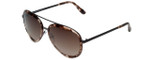 Tom-Ford Designer Sunglasses Andy TF468-56Z in Rose-Havana with Violet-Gradient Lens