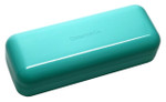 Tiffany Co. Authentic Hard Eyeglass Case Medium Size