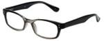 Corinne McCormack Designer Eyeglasses Channing in Black-Grey 47mm :: Custom Left & Right Lens